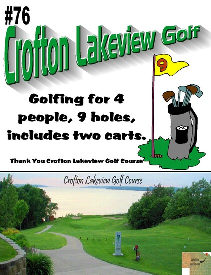 Lakeview Golf Package