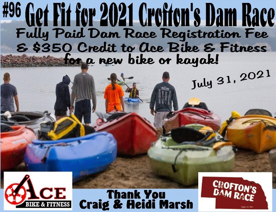 Crofton's Dam Race Package