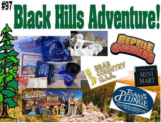 Black Hills Family Vacation