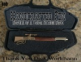 Handcrafted Pen – Replica of a Lever Action Rifle