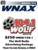 WNAX Advertising Package