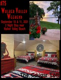 Walker Valley Weekend: 2 Night Stay