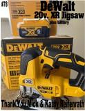 DeWalt 20v. XR Jigsaw