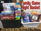 """""""Family Game Night Basket"""