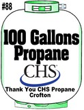 CHS Propane Gift Certificate For 100 Gallons Propane
