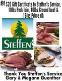 Steffen Service Package