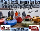 Crofton's Dam Race Package