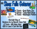 Two Days of Fun in Sioux Falls