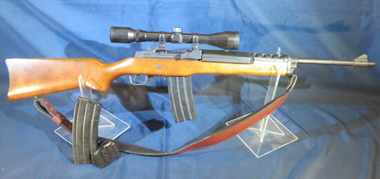 SPRING FIREARMS & AMMO & SPORTING COLLECTIBLES