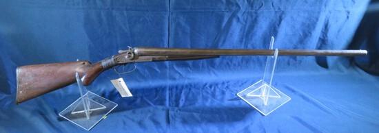 Remington Model 1889 10ga Double Barrel Shotgun