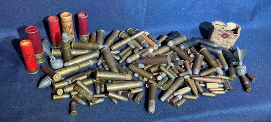 LARGE COLLECTION OF VARIOUS CARTRIDGES---GREAT COLLECTION