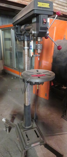 CENTRAL MACHINERY FLOOR MODEL DRILL PRESS