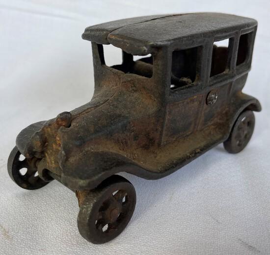 CAST IRON CAR