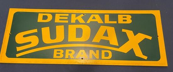 DEKALB SUDAX BRAND - ADVERTISING SIGN