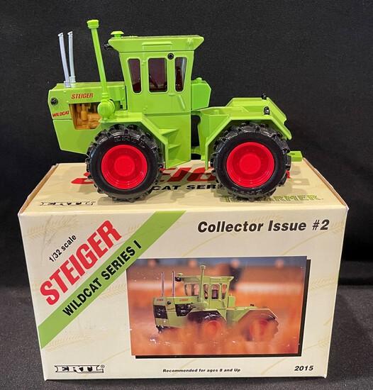 STEIGER WILDCAT SERIES I - TOY FARMER TRACTOR