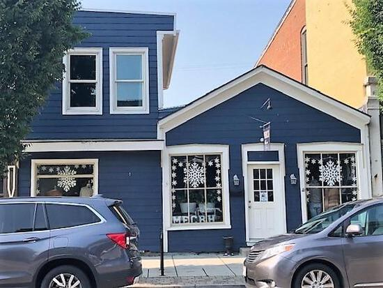Real Estate situated at 114 E. Main St. 45371