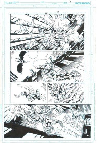 Savage Hawkman # 14 Page 4 by Savage Hawkman