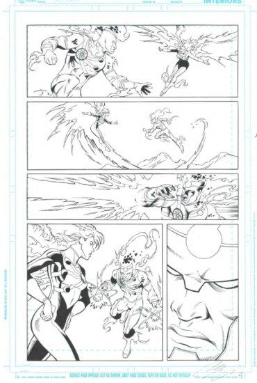 Fury of Firestorm 11 Page 17 by Yildiray Cinar