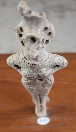 Northern Canaanite Astarte goddess Figure