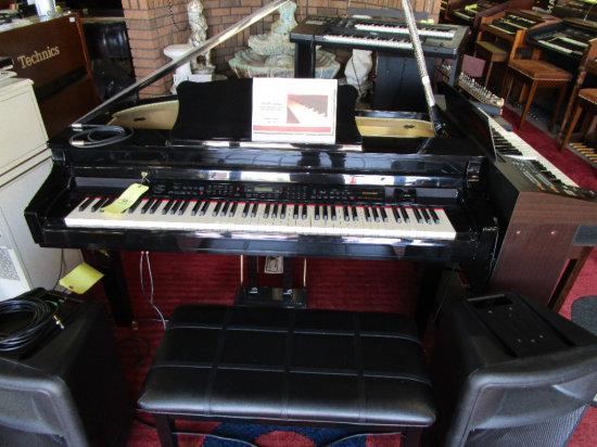 Sukuki MG-350 Mini Grande Ensemble - Digital Piano with Bench