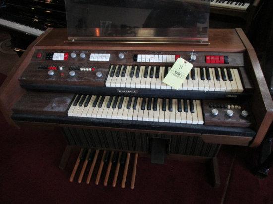 Baldwin Encore Fanton Fingers Electric organ