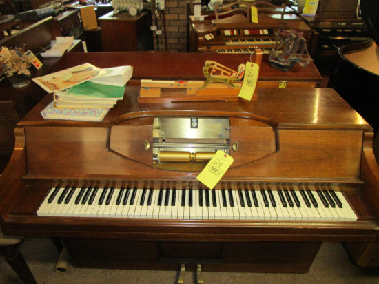 Standard Action player piano