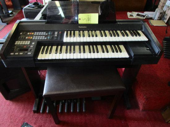 Technics SX-EA1 Digital Piano with bench