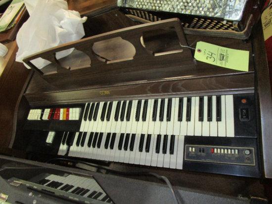 "CONN ""The Strummer"" Electric Organ"