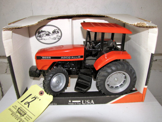 """AGCO Allis Chalmers """"9655"""" Tractor"""