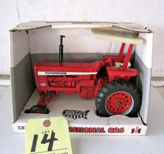 "Ertl International ""826"" Tractor"