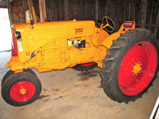 "Minneapolis Moline ""RTU"" Tractor"