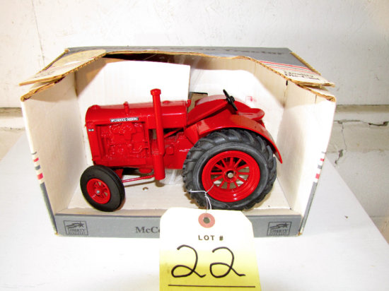 Case McCormick W-30 Tractor