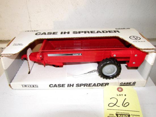 Ertl Case IH Manure Spreader