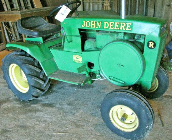 Wheel Horse Novelty Garden Tractor