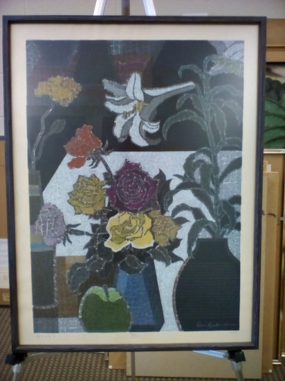 Tom Mabrich numbered print