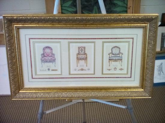 Furniture style print