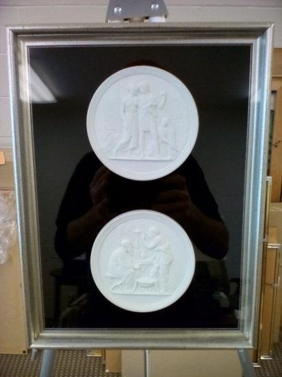 (2) Religious plaques