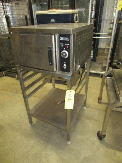 Hobart Steam Oven, 3 Pan