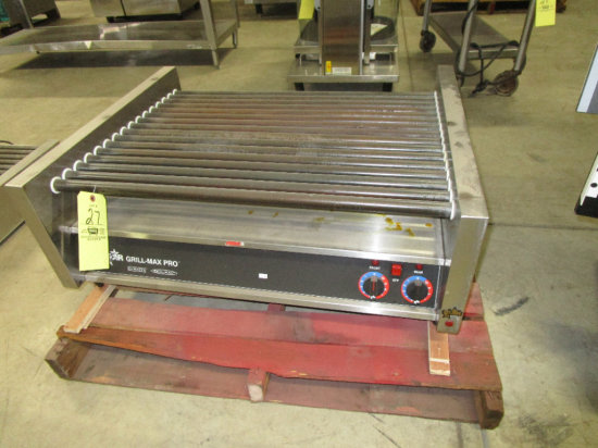 Star Grill Max Pro  Hot Dog Roller