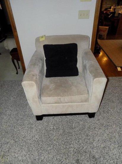 Arhaus arm chair