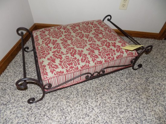 Arhaus dog bed