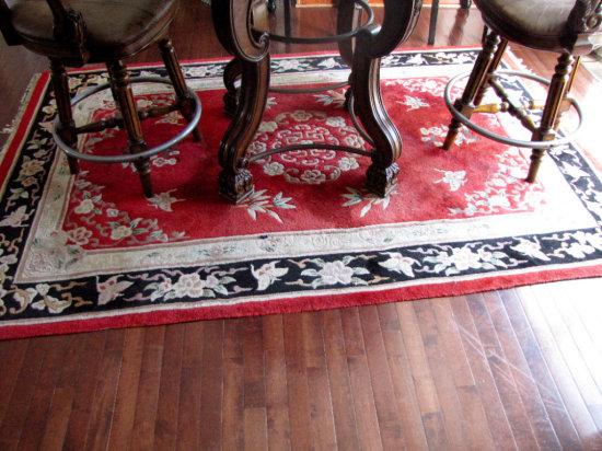 """floor rug 5'3""""x8'3"""""""
