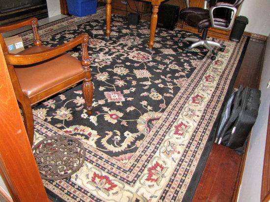 """Persian Floor Rug 9'9""""x12'6"""""""