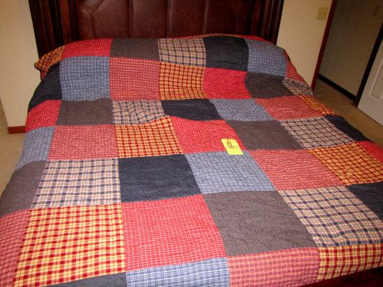 Cremieux King size comforter