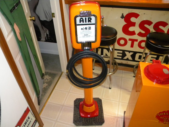 Shell Eco Tire Inflator, Restored