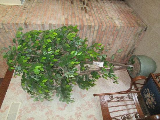 Artificial Tree w/ Planter