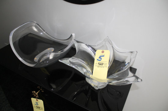 Vines Crystal Art Glass