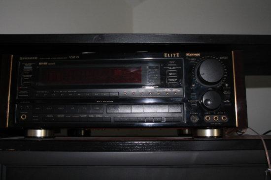 Pioneer Elite Mod VS-95 Head Unit