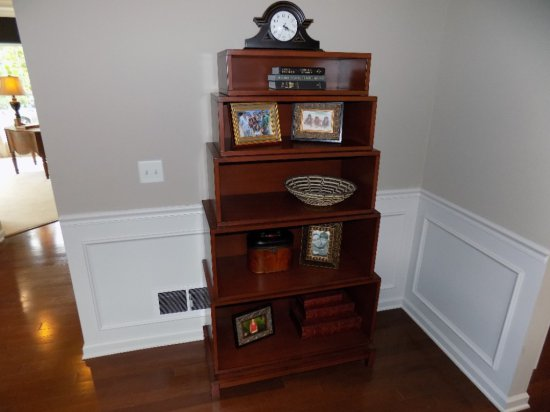 6 Piece bookcase