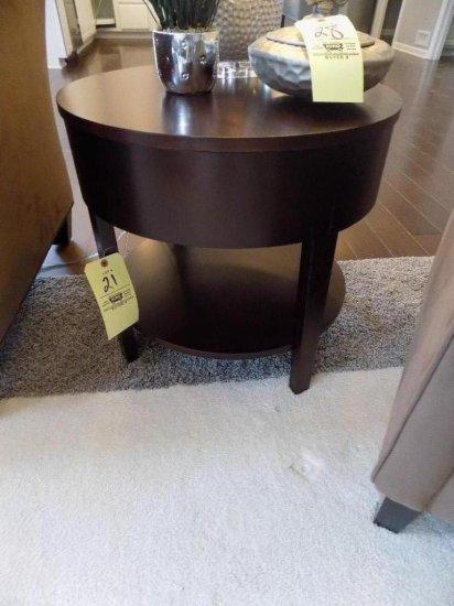 Coaster Furniture (3) piece sofa/end table set